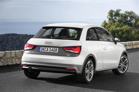 facelifted audi a1 gets active kit treatment