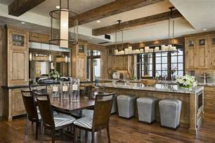 Primitive Decor Kitchen Cabinets by 48 Luxury Dream Kitchen Designs Worth Every Penny Photos