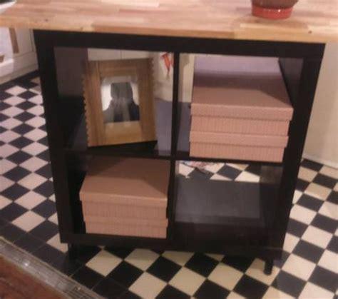 meuble bureau chez but relooking meuble kallax 4 cases bidouilles ikea