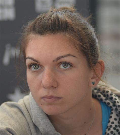 Simona Halep - Plat Project