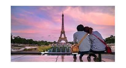 Paris Tower Moment Romantic Tourist Eiffel Tourism