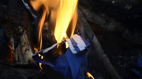 burning  clothes remainings adidas shorts adidas