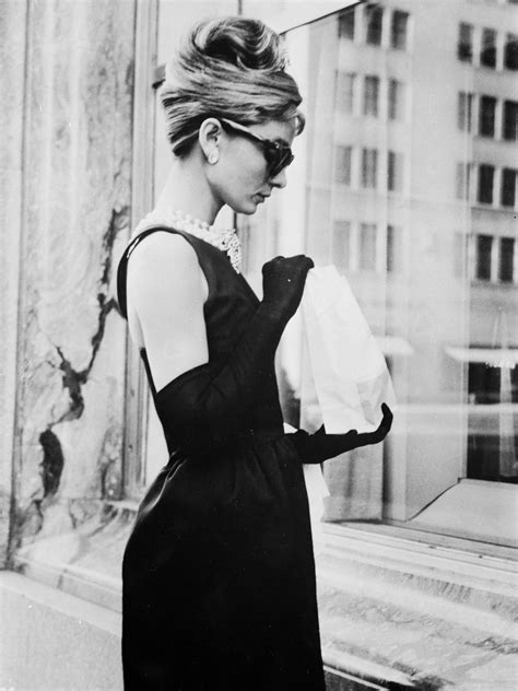 hepburn audrey york breakfast tiffany google actress birthday tiffanys filming location during 85th doodle celebrate getty chanel iconic dress givenchy