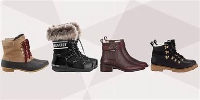 Boots Snow Winter Waterproof Womens Warm
