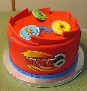 J's Cakes: Beyblades Battle Arena Birthday Cake