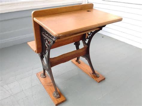 antique kids desk kids bench folding bench preschool