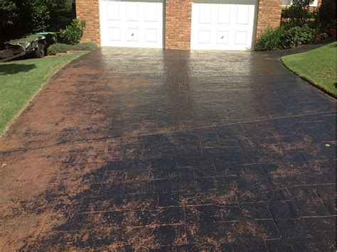 concrete driveway painting services port macquarie