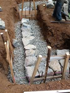 Cob House Foundation Stone