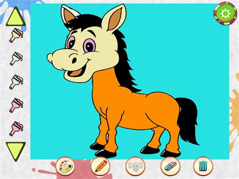 kids animal drawings