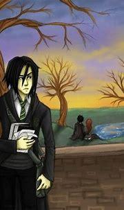 Pin by Lala Depp on Severus Snape | Severus snape fanart ...