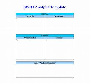 image gallery swot form With swott analysis template