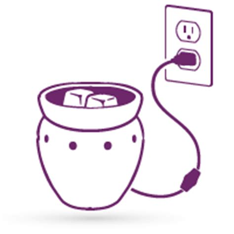 candle warmer your warmer into the electrical outlet