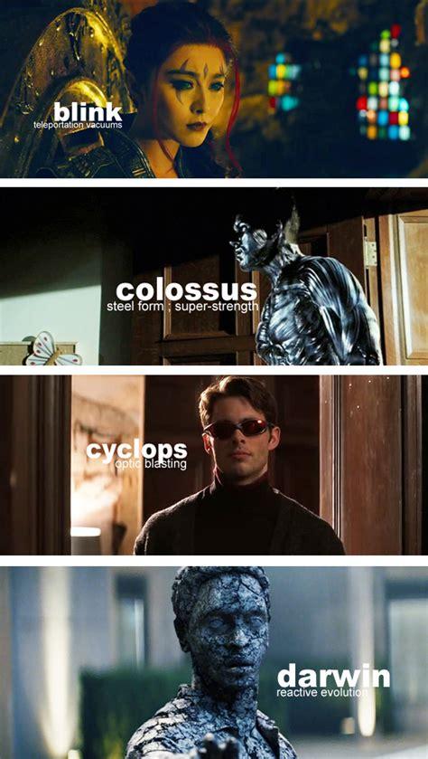 powers characters marvel movie mutant comic saga superhuman proud xmen superheroes main movies supervillains superpowers comics human character darwin cyclops