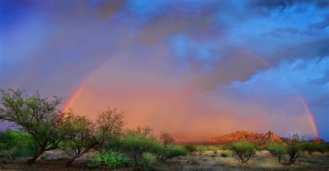 10 Pictures of Arizona's Most Beautiful Rainbows | When in ...