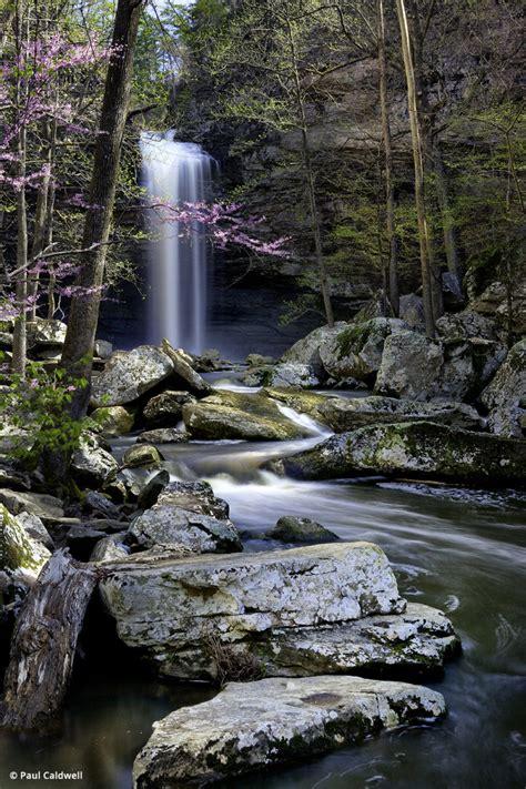 cedar falls petit jean state park arkansas outdoor