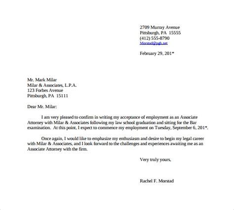 letter  job offer    letter