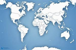 Picture Of Diagram World Map Countries Without Names Best ...