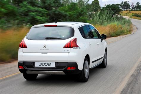 peugeot sa used cars the updated peugeot 3008 launched in sa cars co za