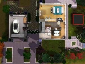 Modernes Haus Grundriss : sims 3 download arjan floor plan downstairs grundriss erdgeschoss simension ~ Bigdaddyawards.com Haus und Dekorationen