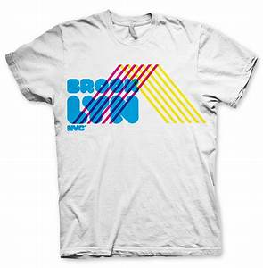 Cool Brooklyn Tee T Shirt Design for Merchandise ...