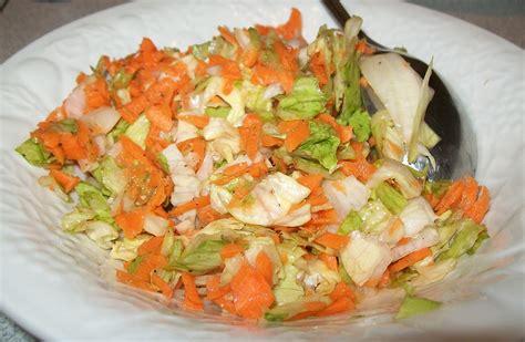 la cuisine mexicaine salade verte recettes maroc