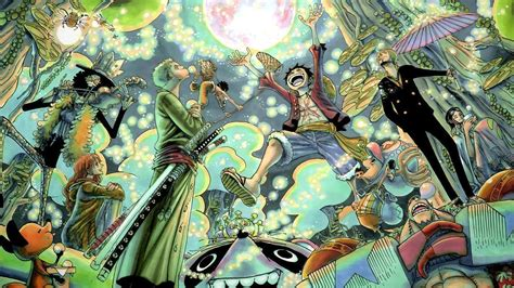 One Piece Wallpapers  Wallpaper Cave