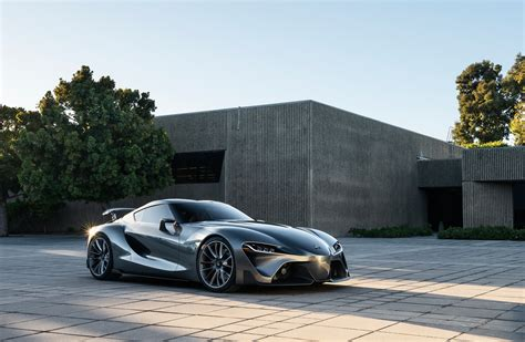 Toyota Cars News Toyota Unveils Stunning Ft 1 Concept Mkii