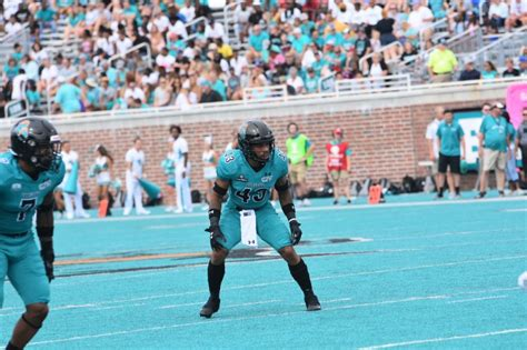 College Football Frenzy: Coastal Carolina rises to NCAA ...
