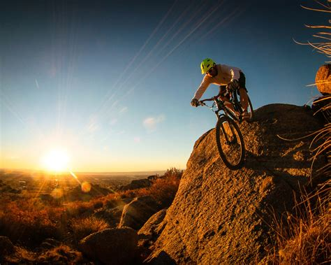 extreme sports mountain bike wallpaper