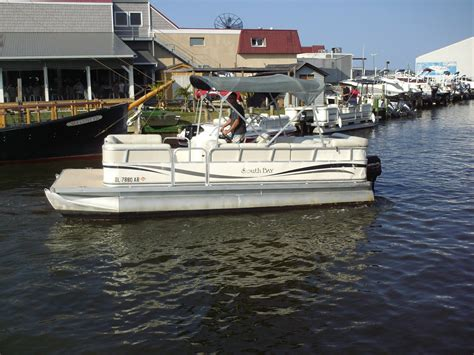 South Bay Pontoon Prices by South Bay Pontoon 2008 For Sale For 500 Boats From Usa
