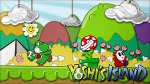 Super Mario World 2: Yoshi's Island Full HD Wallpaper and ...