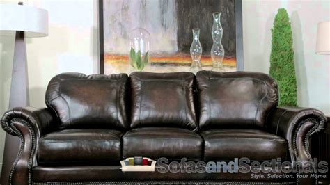 broyhill stetson sofa group youtube