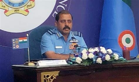 'India Prepared For Any Eventuality': Air Force Chief ...