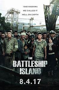 The Battleship Island Movie Poster - #462623