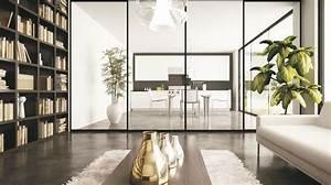 cloisons et separations en bois en placo ou en platre With porte d entrée pvc avec applique murale salle de bain ip65