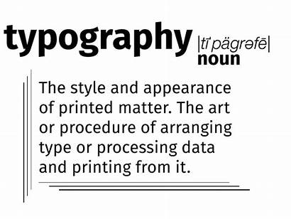 Typography Definition Practical Graphic Dictionary Jacob Buttrick