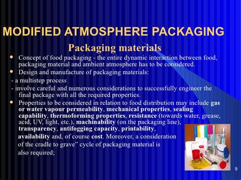 Modified Atmosphere Packaging Design by Modified Atmosphere And Intelligent Packaging Of Food