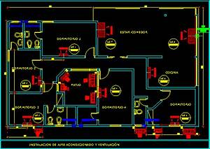 Air Conditioning Project DWG Full Project for AutoCAD