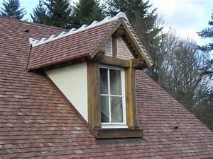 Lucarne De Toit : lucarnes de toit houteaux lucarnes chevalet solognote ~ Melissatoandfro.com Idées de Décoration