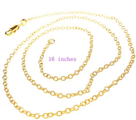 In other words, there are several elements in the network that are in charge of. Free shipping 16inhces 1PCS GOLD Filled Making Jewelry ...