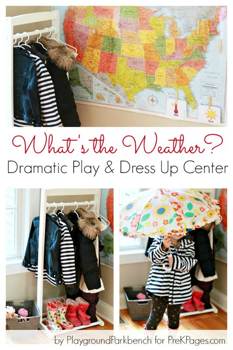 dress up day ideas for preschool weather dramatic play dress up activity dramatic play 255