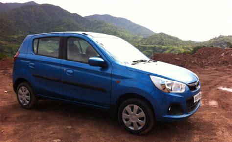 Maruti Suzuki Alto K10 Price in India (GST Rates), Images ...