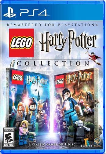 Tenemos un sinfín en la página. Lego Harry Potter Collection Ps4 Playstation 4 Juego ...