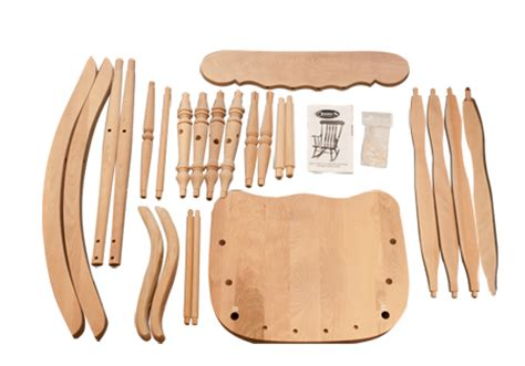 stockbridge rocking chair kit