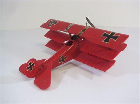 Cox Fokker Dr1 Triplane