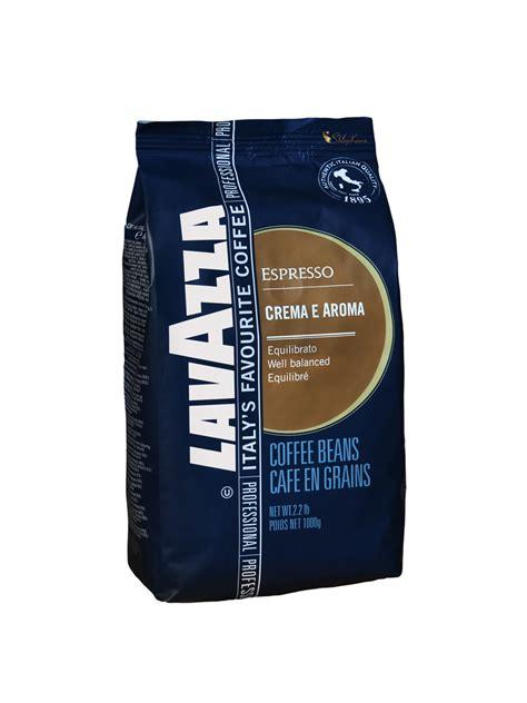 Lavazza Crema e Aroma Espresso Blue 1 kg   SklepKawa.pl