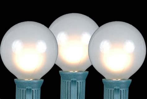novelty lights inc g50 globe outdoor patio party christmas replacement bulbs e12 c7 base