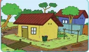78 Koleksi Gambar Kartun Rumah Bersih Dan Kotor Hd Terbaru Gambar Rumah