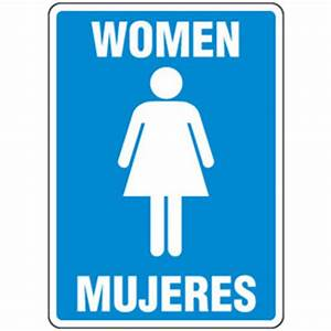 women39s restroom clipart 20 With clean the bathroom in spanish