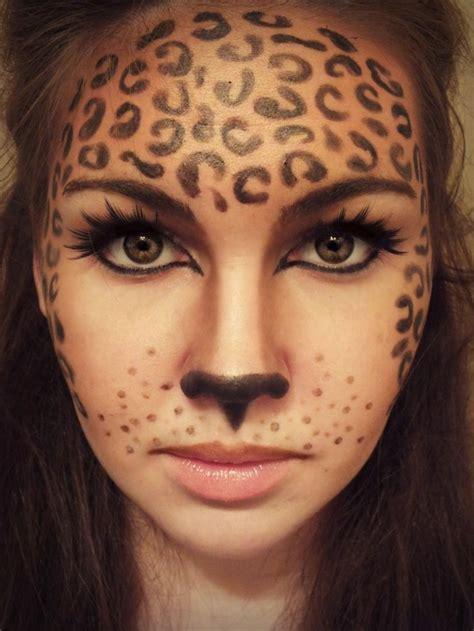 gesicht schminken kinder leopard gesicht schminken 56 tolle ideen